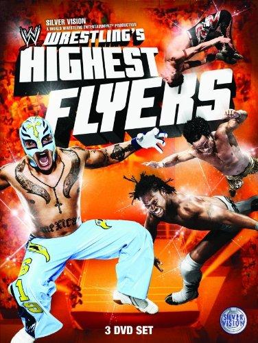WWE - Wrestling's Highest Flyers [3 DVDs]