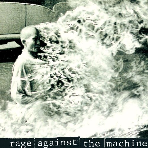 Original album cover of Rage Against The Machine by Rage Against The Machine