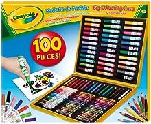 Comprar Crayola - Maletín para colorear con 100 accesorios (+4 años)