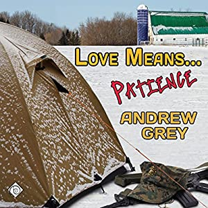 Love Means... Patience Audiobook