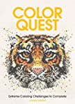 Color Quest Adult Coloring Book: Extr...