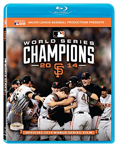 San Francisco Giants: 2014 World Series Film [Blu-ray]