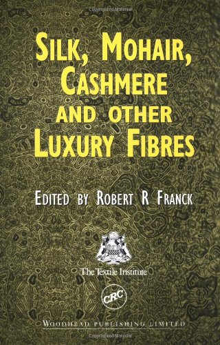 Silk, Mohair, Cashmere and Other Luxury Fibres