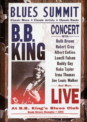 B.B. King - Blues Summit Concert [DVD]