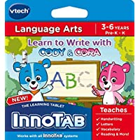 VTech InnoTab Software, Learn To Write With Cody And Cora