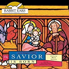 The Savior Is Born Audiobook by Brian Gleeson Narrated by Morgan Freeman