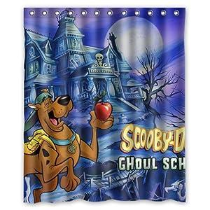 Hot Sale Scooby Doo Custom Shower Curtain