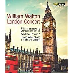 William Walton: Gala Concert at Royal Festival Hall, London 1982 [Blu-ray]