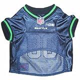 Pets First NFL Seattle Seahawks Jersey, Medium