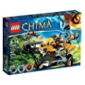 Lego Legends Of Chima - Playth�mes - 70005 - Jeu de Construction - Le Chasseur Royal de Laval