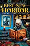 The Mammoth Book of Best New Horror 2...