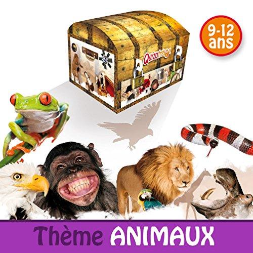 Kit anniversaire enfants 9/12 ans - chasse au trésor thème Animaux
