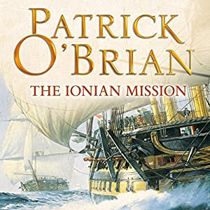 The Ionian Mission Hörbuch