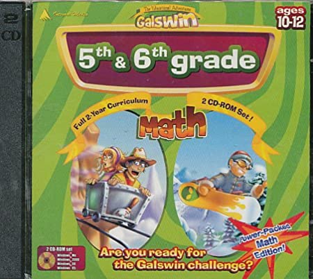 GALSWIN 5TH 6TH GRADE MATH