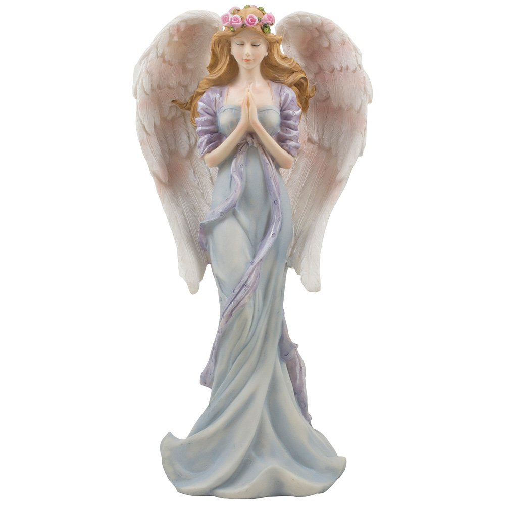 Praying Angel Statue Figurine Home Decor 6 Inches Tall Gift