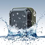 Bluetooth Speakers Waterproof - Best Outdoor & Shower Bluetooth Wireless Speaker [The Only Outdoor Portable Bluetooth Speakers with Tf Card Reading Function]