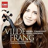 echange, troc  - Tchaïkovski & Nielsen : Concertos pour violon