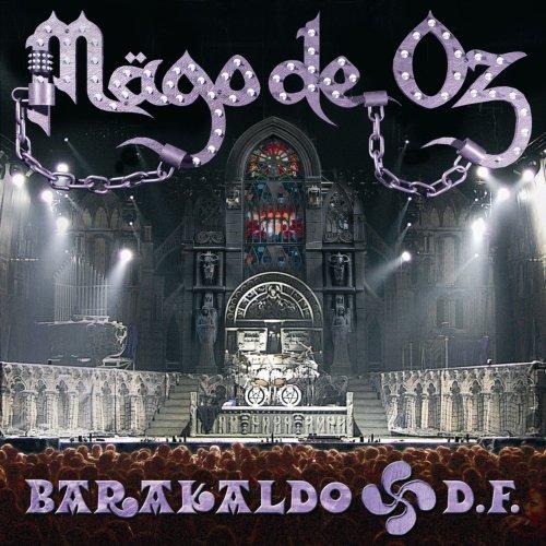 Mago de Oz - Barakaldo D.F. (CD/DVD) - Zortam Music