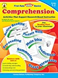img - for Comprehension, Grades 1 - 2: Activities That Support Research-Based Instruction (First-Rate Reading Basics) book / textbook / text book