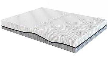 El Almacen del colchon–Materasso Viscoelastico, modello Modal Strong, massima fermezza–tutte le misure 135 x 190 x 24 cm
