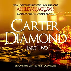 Carter Diamond, Part Two Audiobook