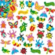 Insect Foam Stickers (Pack of 100)