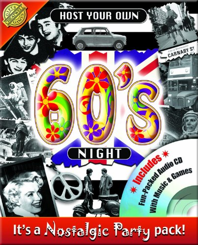 Host Your Own 60S Night - Game CD