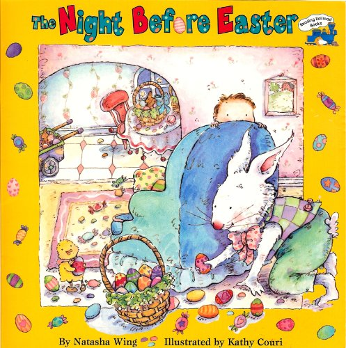 Download The Night Before Easter (All Aboard Books)