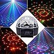 YTM(TM) Club Disco DJ Party Crystal Ball Lights DMX512 RGB Effect Mini LED Stage laser Lights