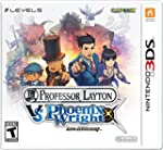 Professor Layton vs Phoenix Wright Ac...