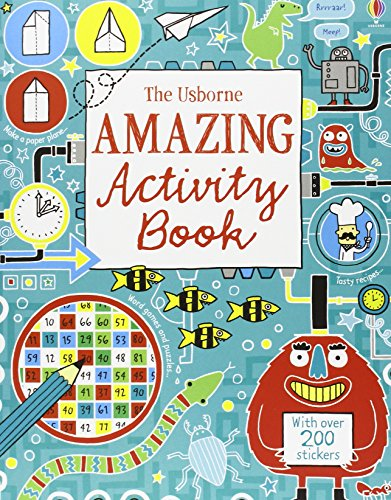 The Usborne Amazing Activity Book (Usborne Activity Books)