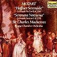 Mozart: Haffner Serenade & Serenata Notturna