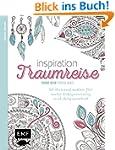 Inspiration Traumreise: 50 Ausmalmoti...