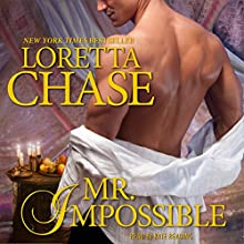 Mr. Impossible (       UNABRIDGED) by Loretta Chase Narrated by Kate Reading