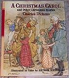 A Christmas Carol and Other Christmas Stories LARGE PRINT EDITION