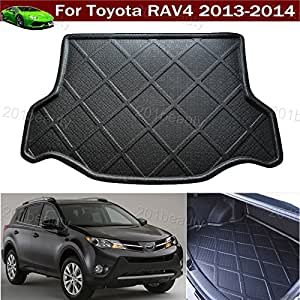 car boot pad carpet cargo mat trunk liner tray. Black Bedroom Furniture Sets. Home Design Ideas