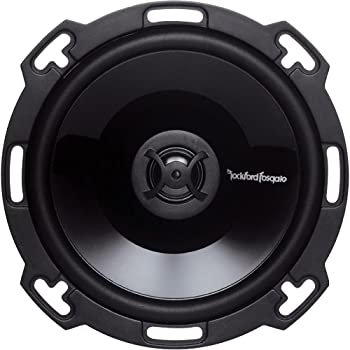 Rockford Fosgate P165 Punch 6.5-Inch 2-Way Coaxial Full-Range Speaker