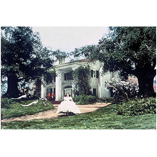 Gone With the Wind 8 x 10 Photo Scarlett O'Hara/Vivien Leigh Running From House Pic 2 kn (Pics For House compare prices)