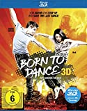 DVD Cover 'Born to Dance (inkl. 2D-Version) [3D Blu-ray]