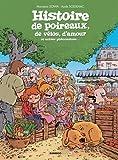 vignette de 'Histoire de poireaux, de vélos, d'amour et autres phénomènes... (Marzena Sowa)'