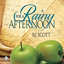 For a Rainy Afternoon: Tales of the Curious Cookbook (       UNABRIDGED) by RJ Scott Narrated by Ian Gordon