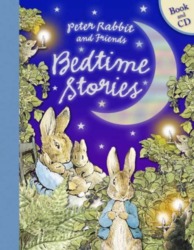 Peter Rabbit Bedtime Stories Book and CD