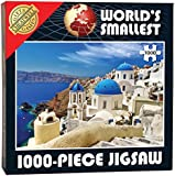 Cheatwell Games Santorini Greece World's Smallest Jigsaw Puzzle