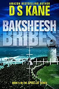 Baksheesh by DS Kane ebook deal