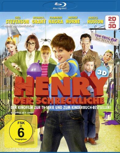Henry der Schreckliche [3D Blu-ray]