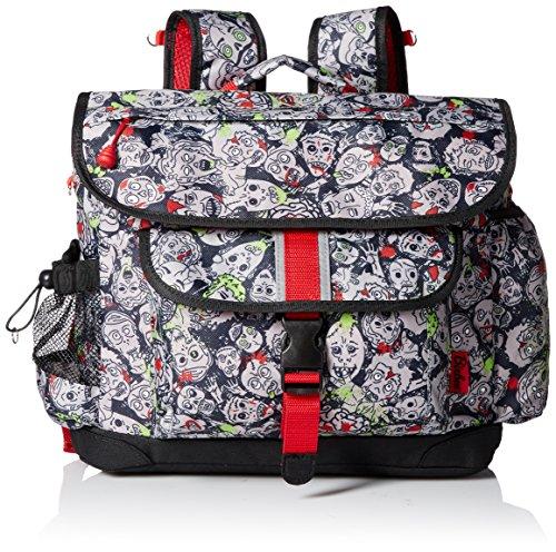 bixbee-zombie-camo-kids-backpack-grey-large