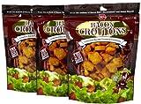 J & D Bacon Flavor Croutons, 4.5 oz, 3 pk