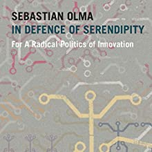 In Defence of Serendipity Audiobook by Seb Olma Narrated by Kris Dyer