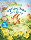 Lynn Plourde Springtime with Bunny (Storytime Stickers)