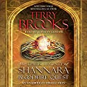 Bloodfire Quest: The Dark Legacy of Shannara, Book 2 (       UNABRIDGED) by Terry Brooks Narrated by Rosalyn Landor